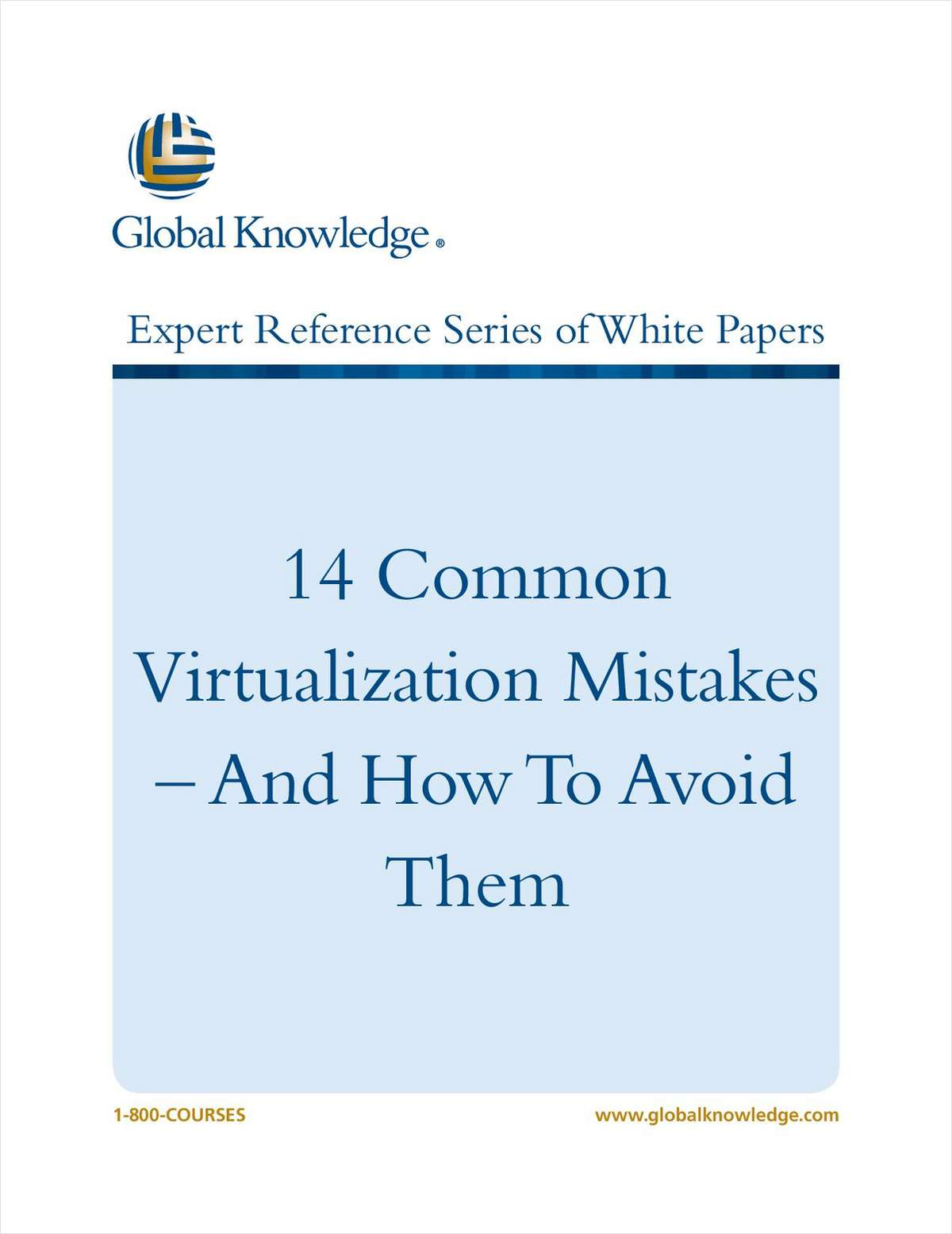 14 Common Virtualization Mistakes - And How To Avoid Them