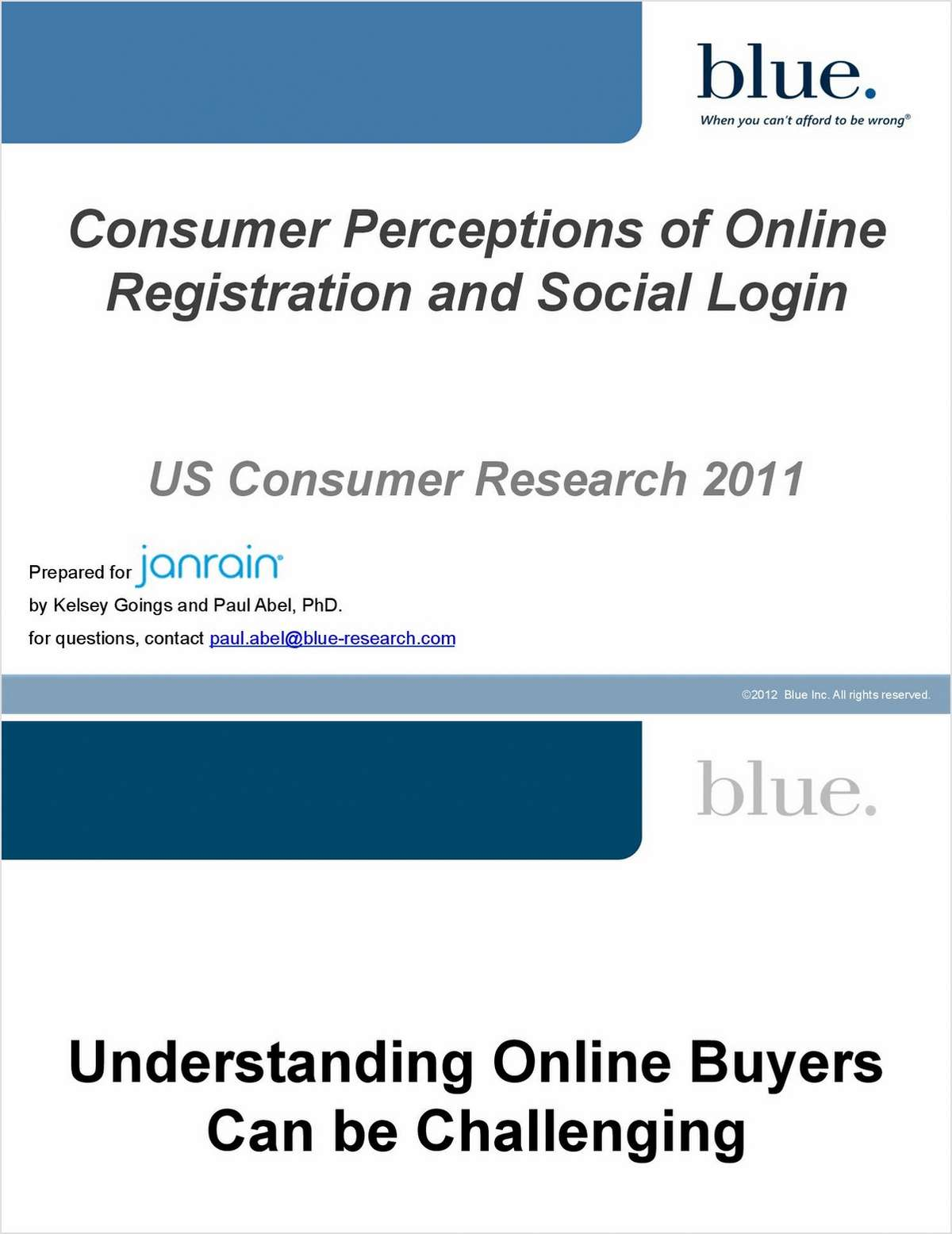 Consumers Leave Sites When Forced to Create an Account