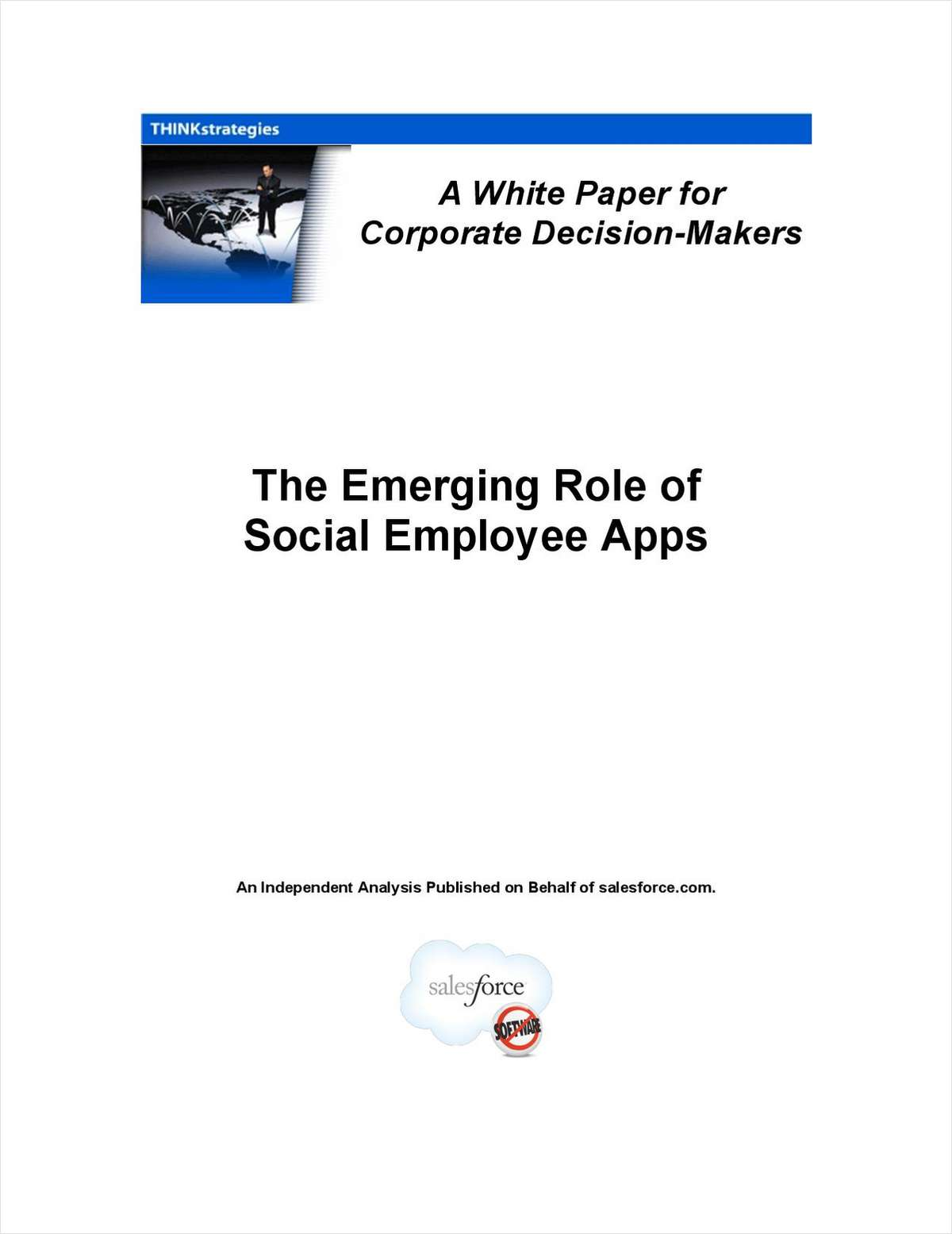 The Emerging Role of Social Employee Apps