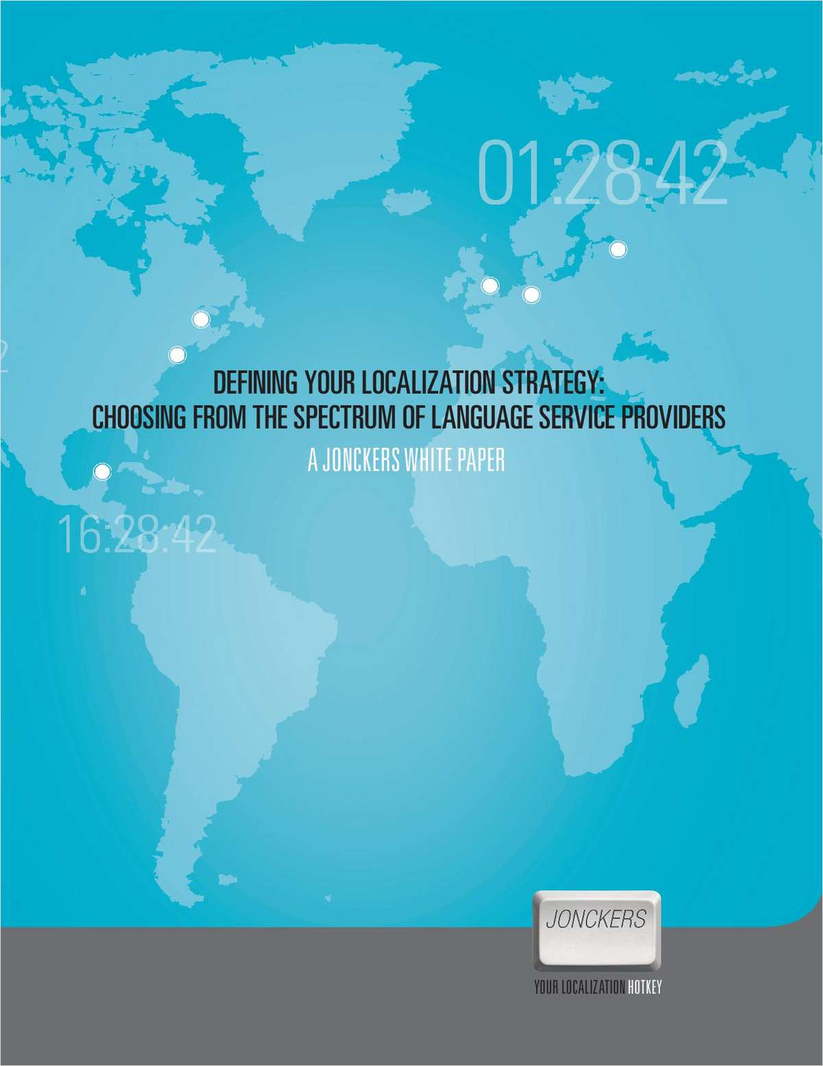 Defining Your Localization Strategy: Choosing From the Spectrum of Language Service Providers