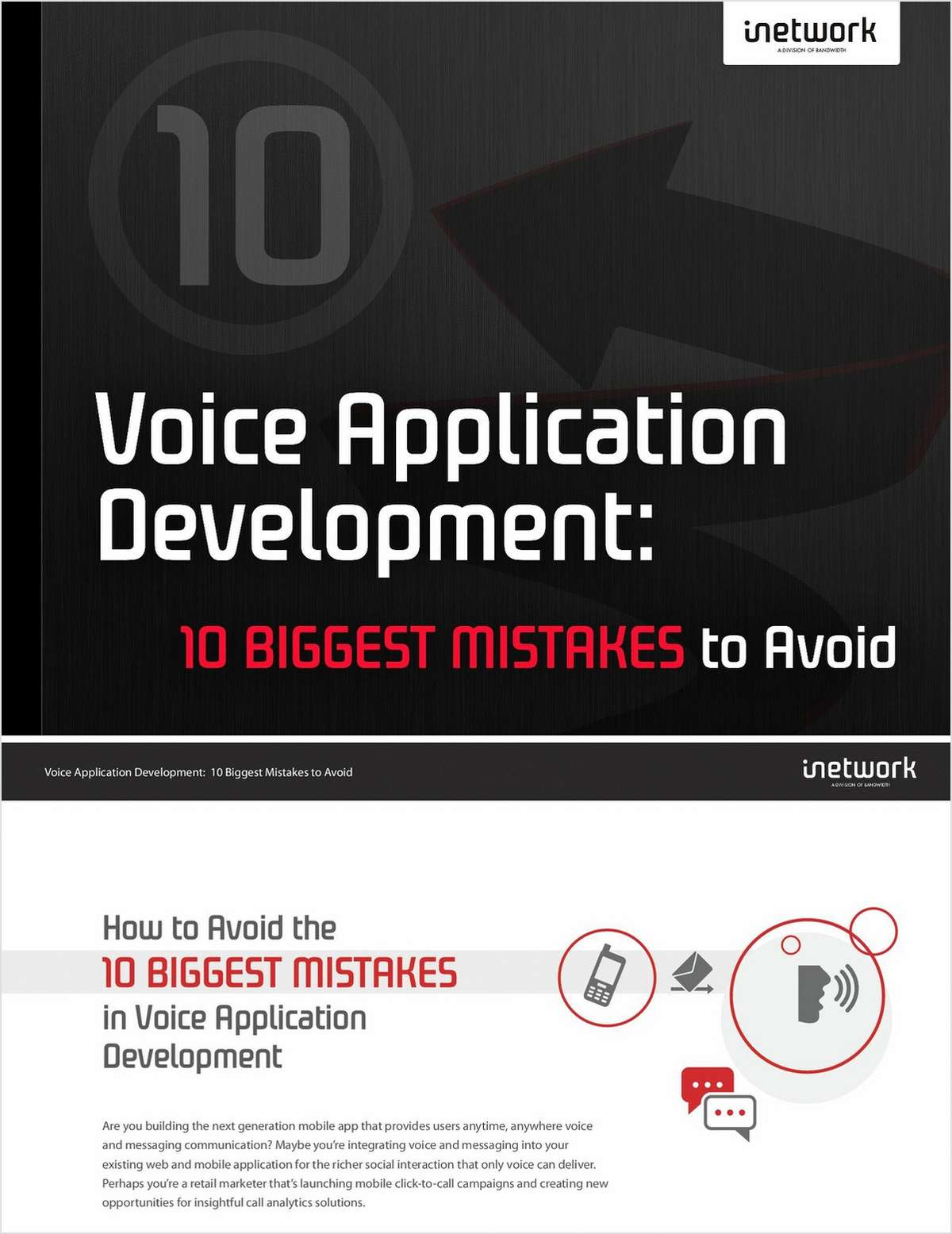 Voice Application Development: 10 Biggest Mistakes to Avoid