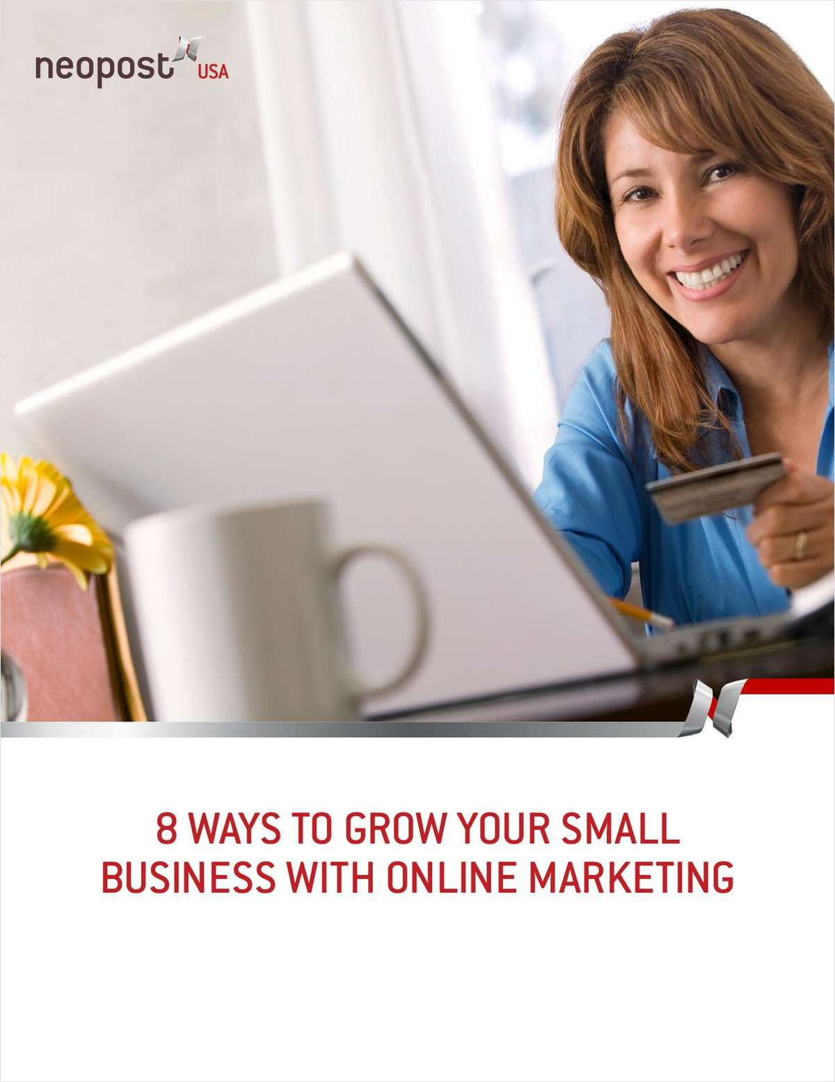 8 Ways to Grow Your Small Business with Online Marketing