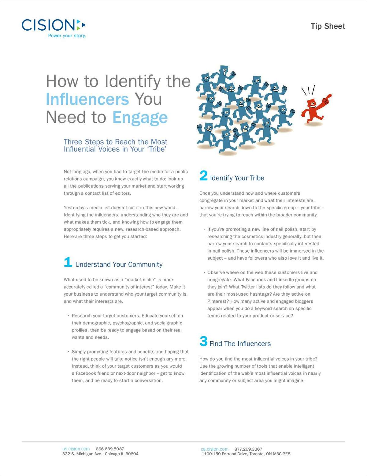 How to Identify the Influencers You Need to Engage