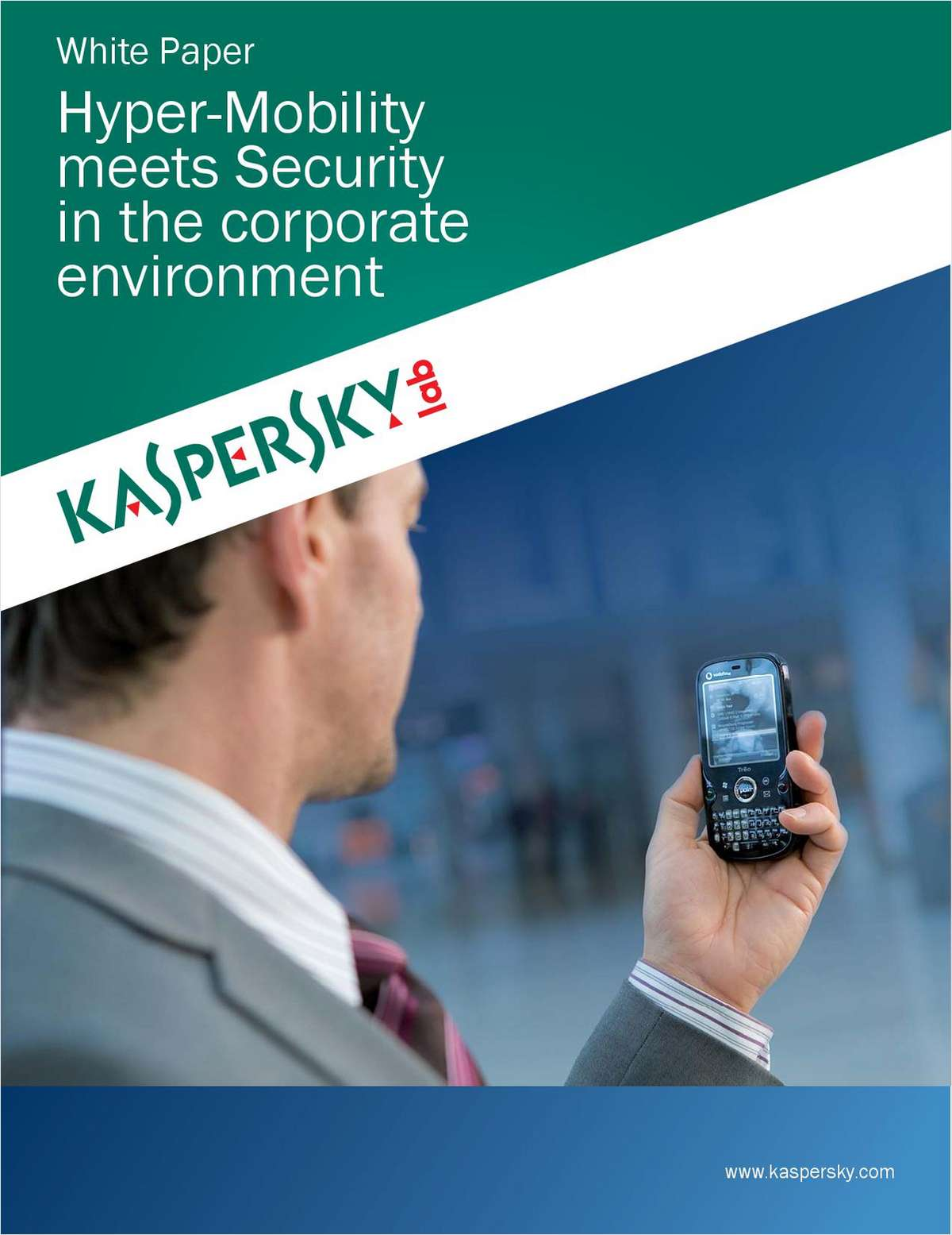 Hyper-Mobility Meets Security in the Corporate Environment