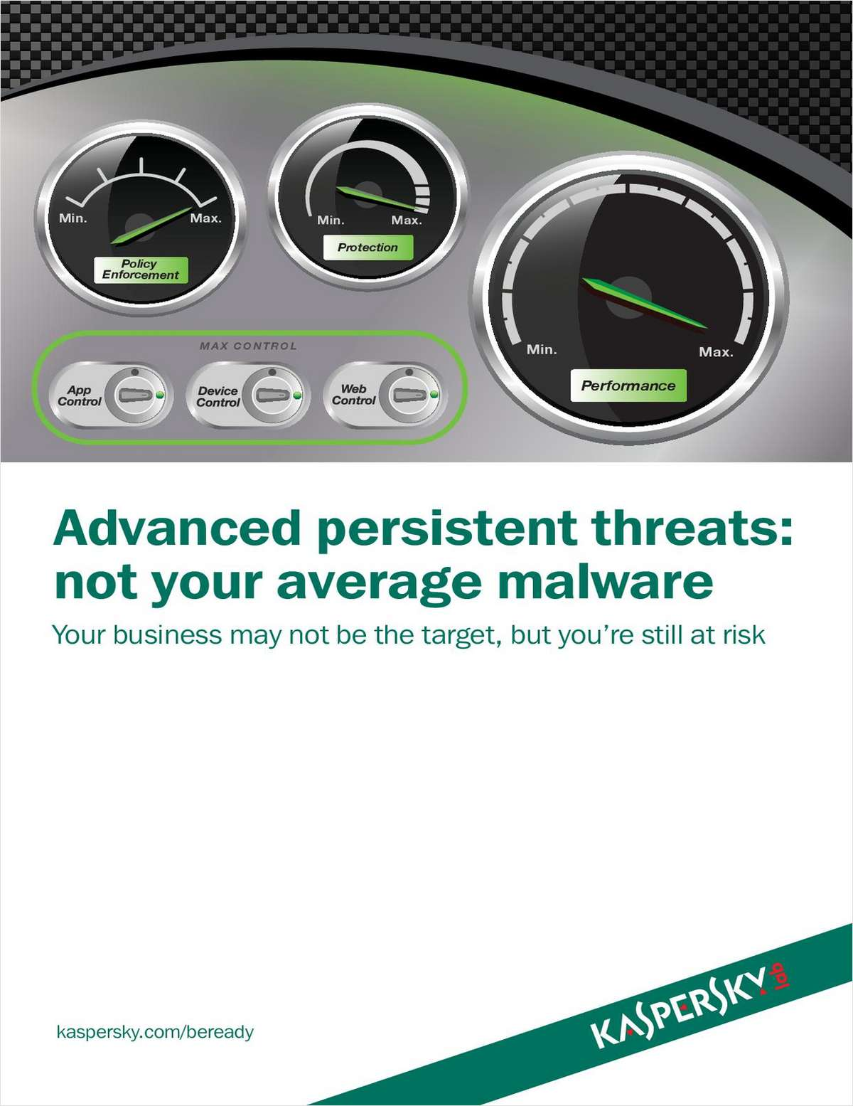 Advanced Persistent Threats: Not Your Average Malware