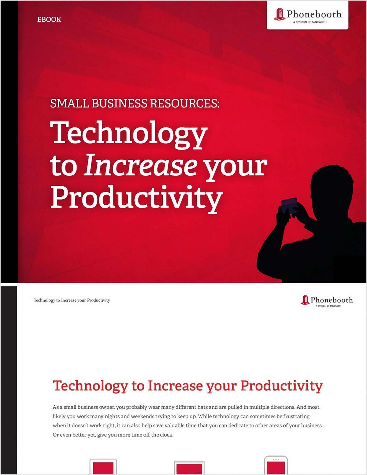 Using Technology to Increase Small Business Productivity