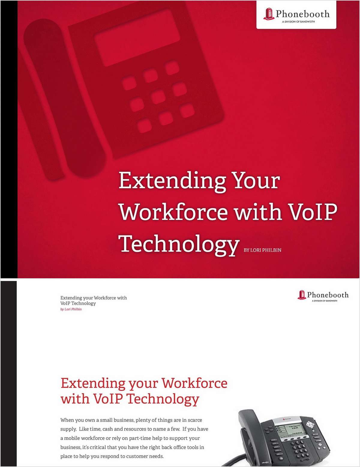 Extending Your Workforce with VoIP Technology