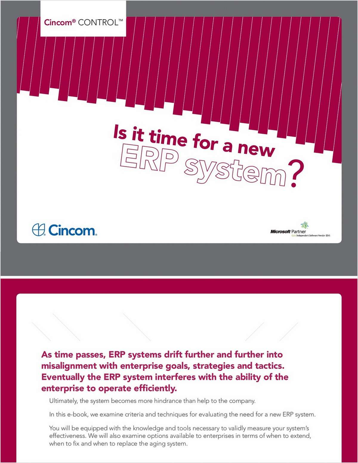 Is it Time for a New ERP System?