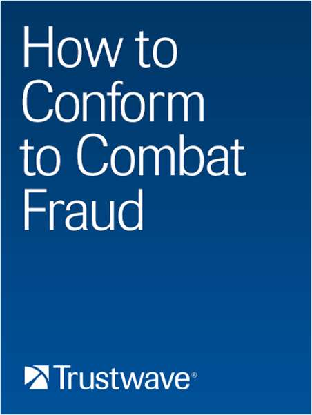 FFIEC Authentication Guidance: How to Conform to Combat Fraud