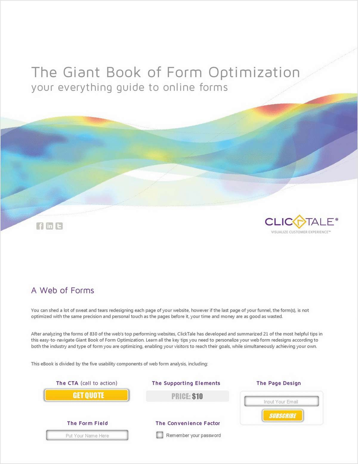 The Giant Book of Form Optimization