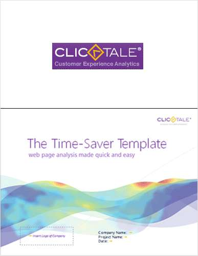 The Time-Saver Power Point Template: Quick and Easy Website Analysis