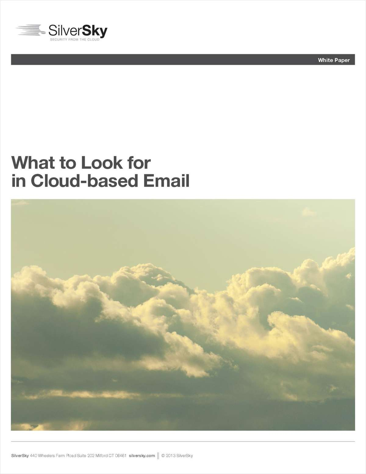 What Companies Need to Look for in Cloud-based Email