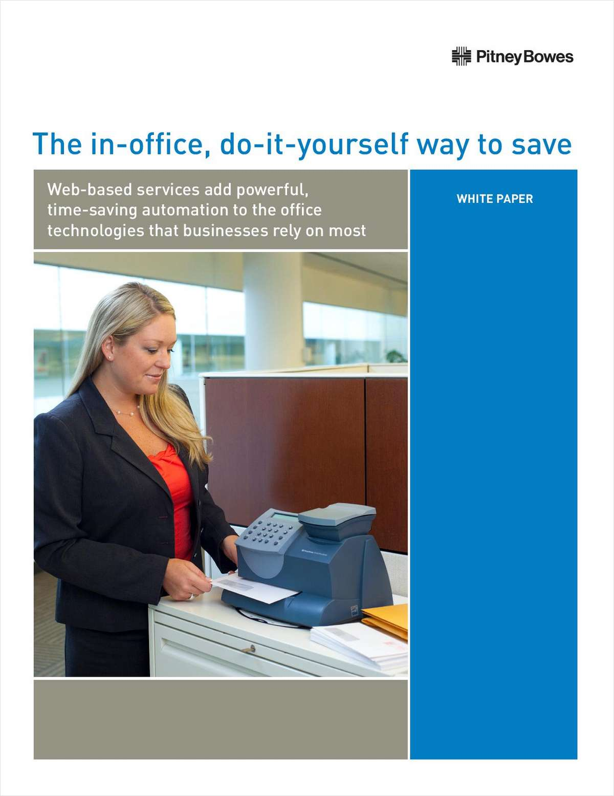 The Top 3 Ways a Postage Meter Can Save Your Business Money