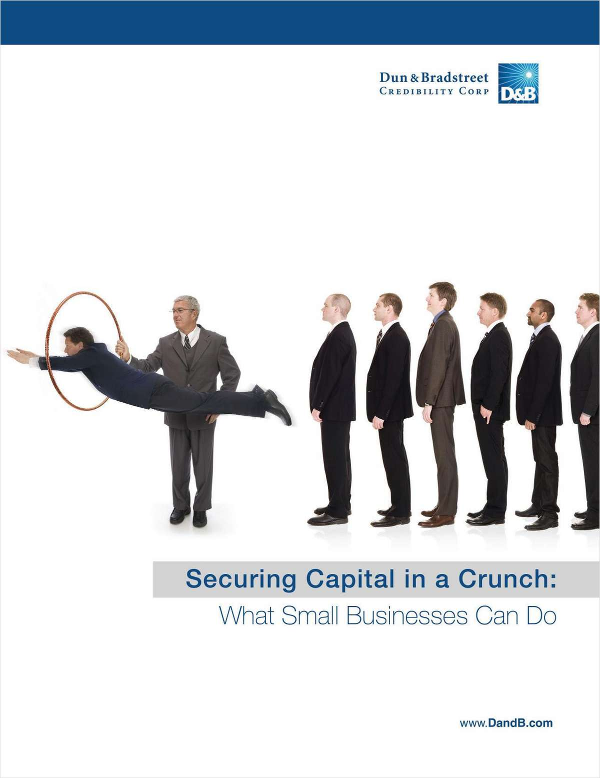 Securing Capital In A Crunch
