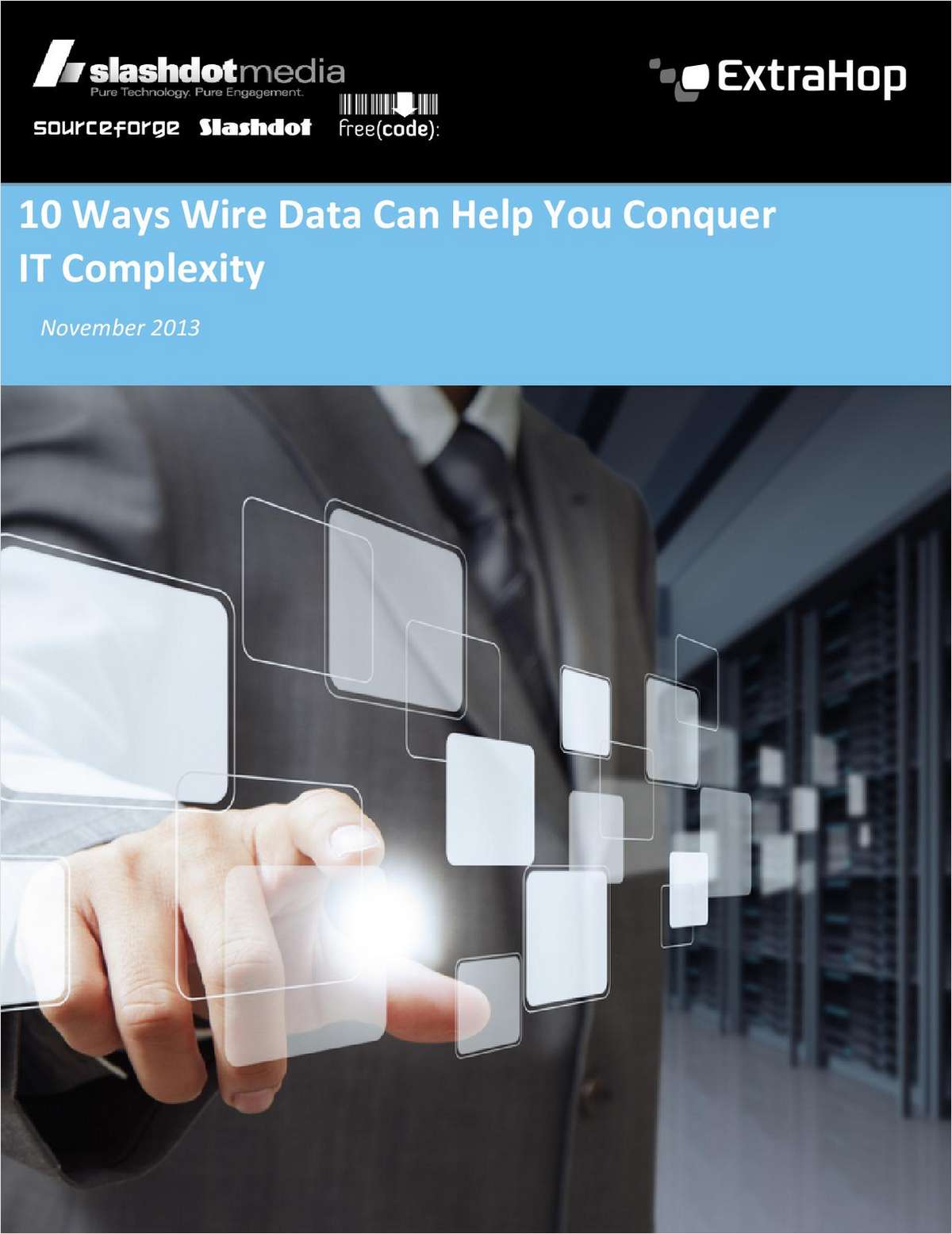10 Ways Wire Data Helps Conquer IT Complexity