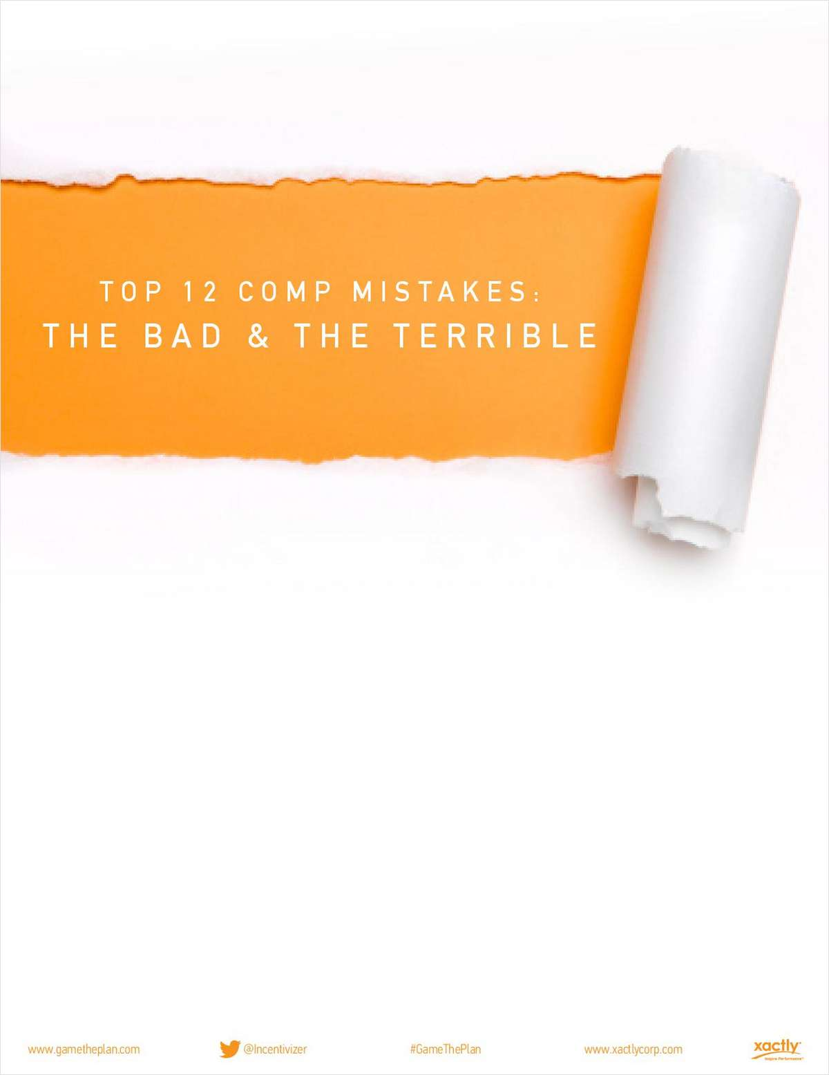 12 Comp Mistakes: The Bad & The Terrible