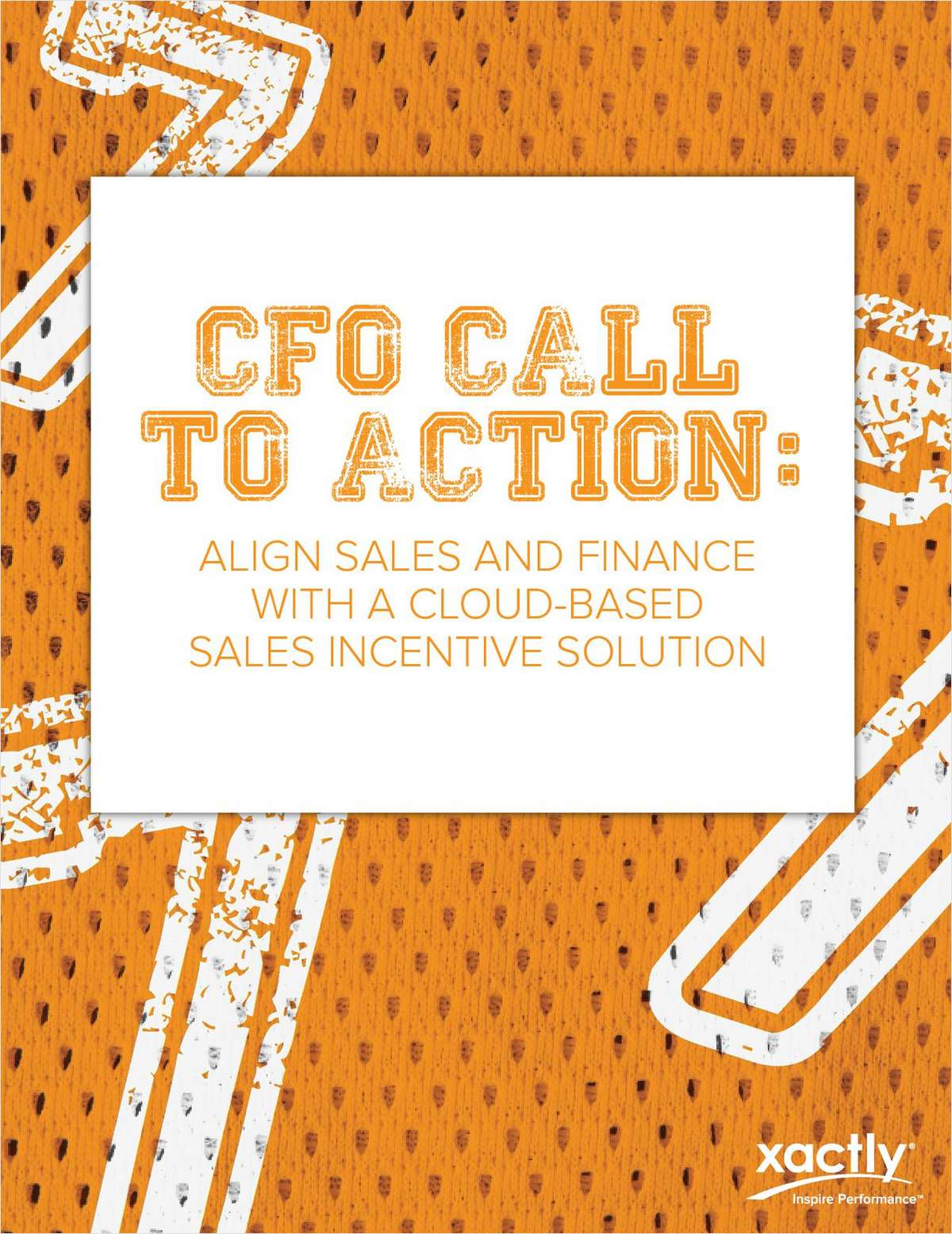 CFO Call To Action: Align Sales And Finance