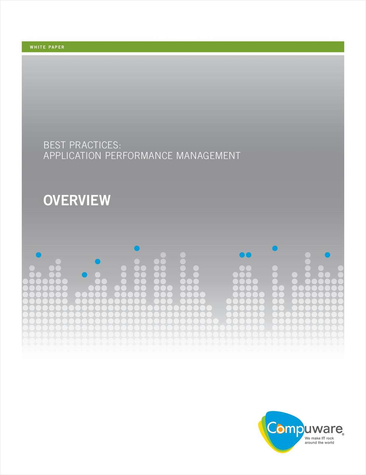 Best Practices for Application Performance Management