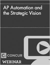 AP Automation and the Strategic Vision
