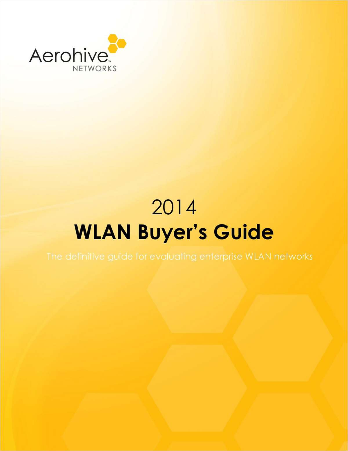 WLAN Buyer's Guide