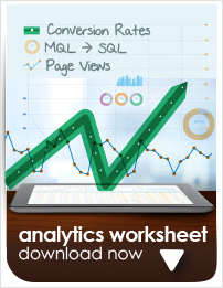 Marketing Analytics Worksheet