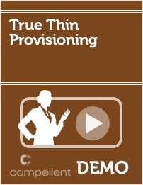 True Thin Provisioning