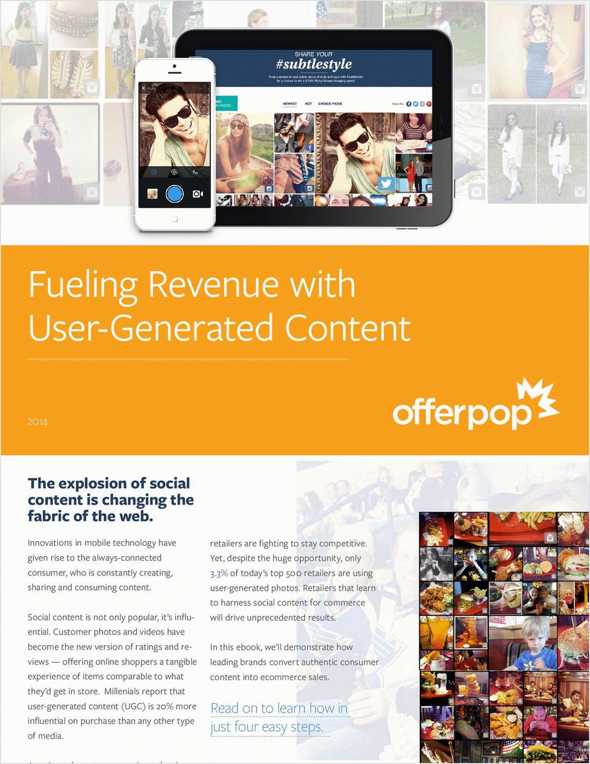 Fueling Revenue with User-Generated Content