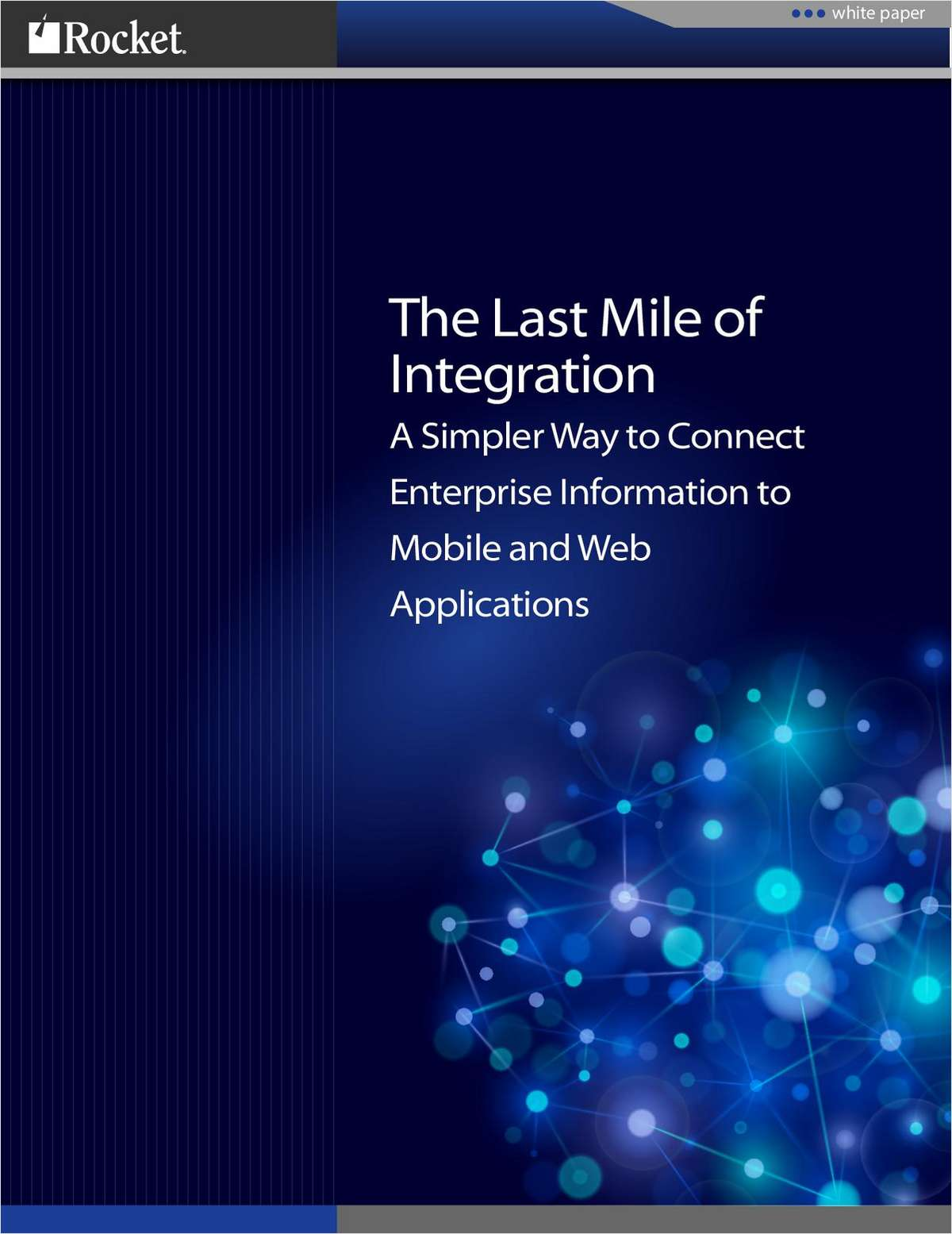 Discover the Fast and Low Risk Way to Integrate Enterprise Applications