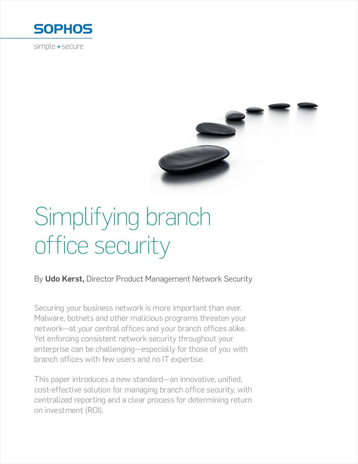 Simplifying Branch Office Security