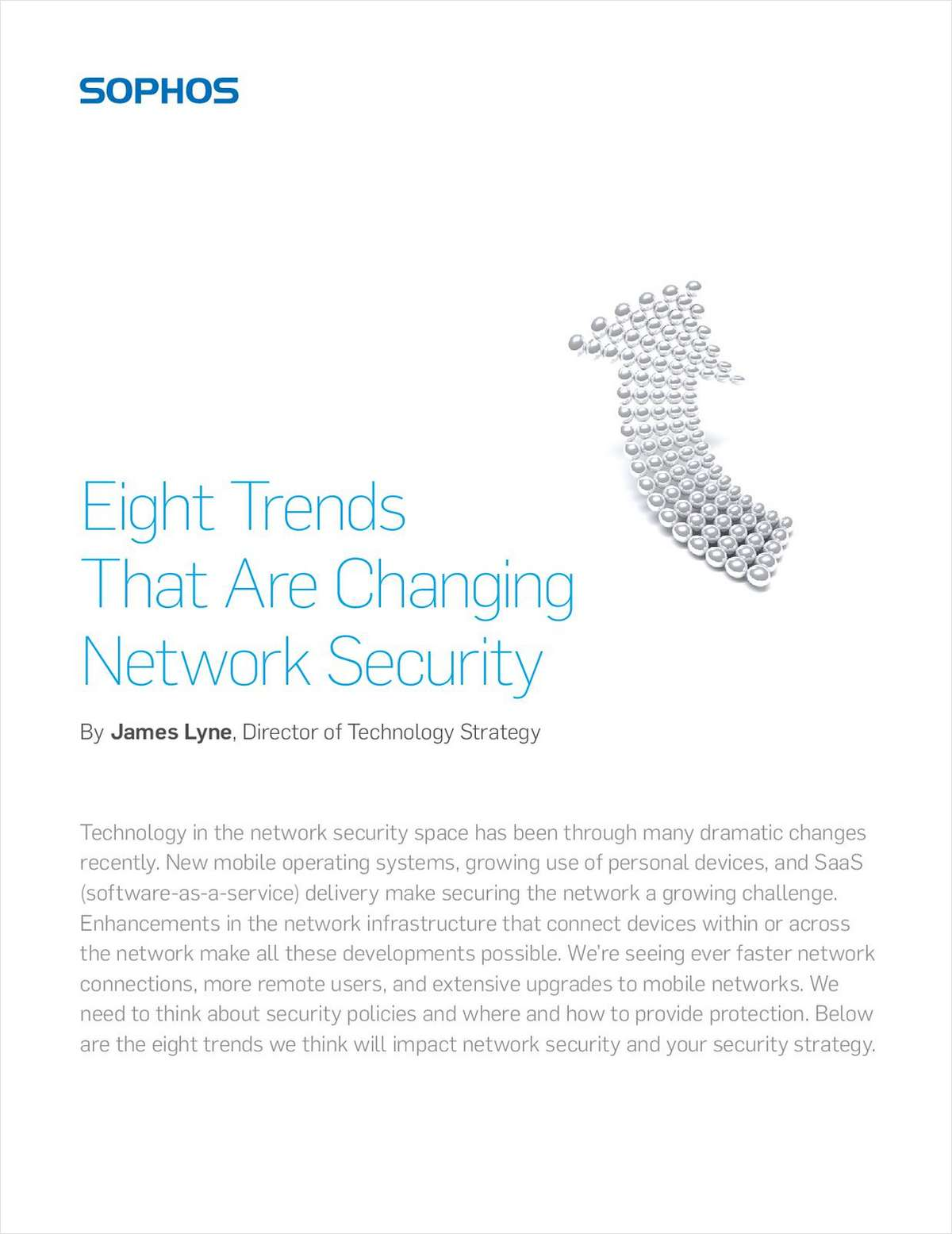 Eight Trends That Are Changing Network Security