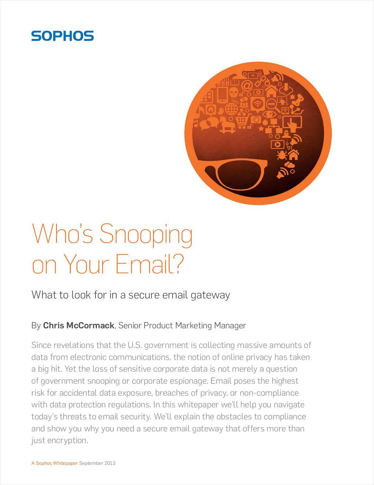 Who's Snooping on Your Email?