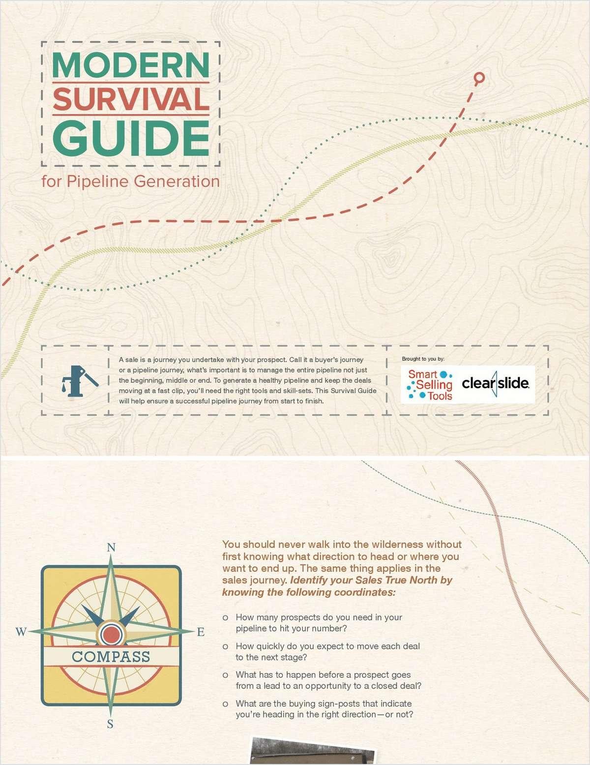 Modern Survival Guide for Pipeline Generation