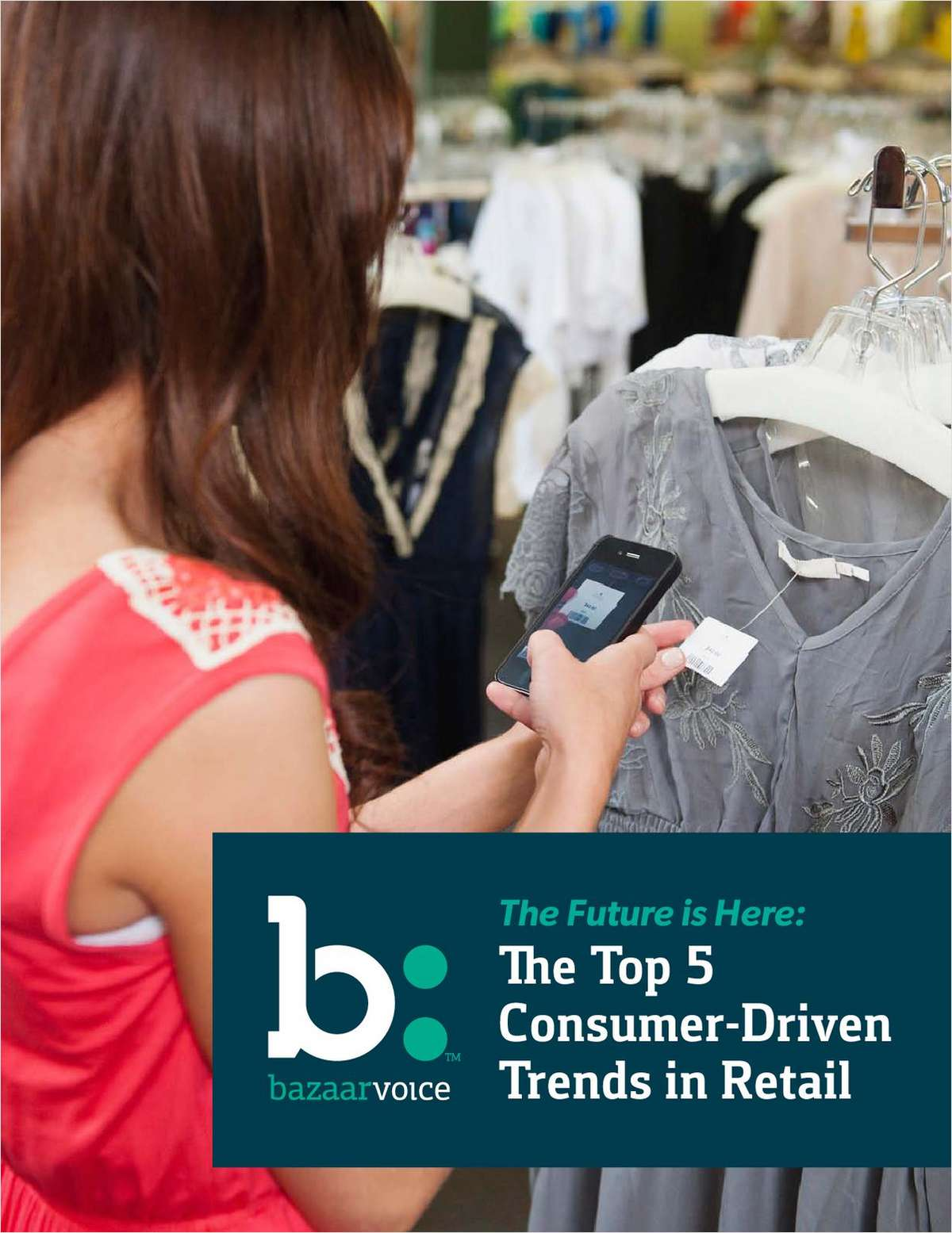 The Top 5 Consumer-Driven Trends in Retail