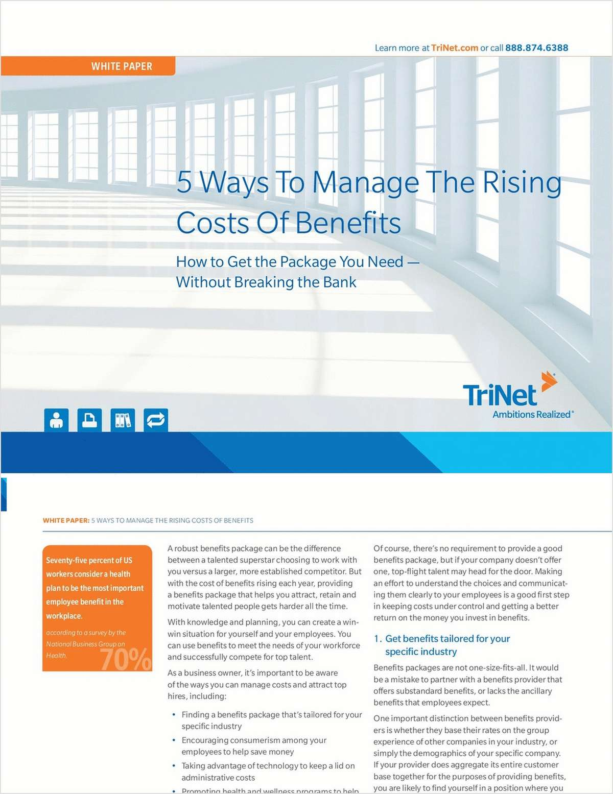 5 Ways To Manage The Rising Costs Of Benefits