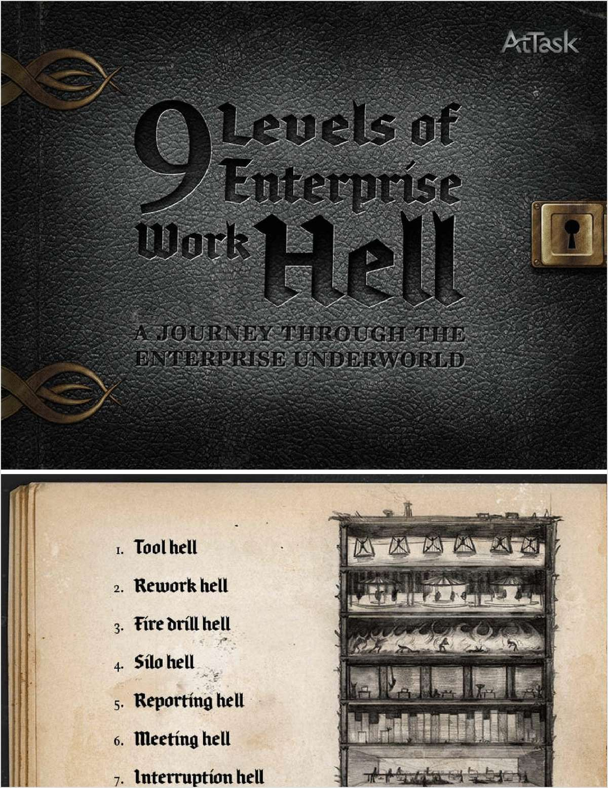 Escape the 9 Levels of Work Hell