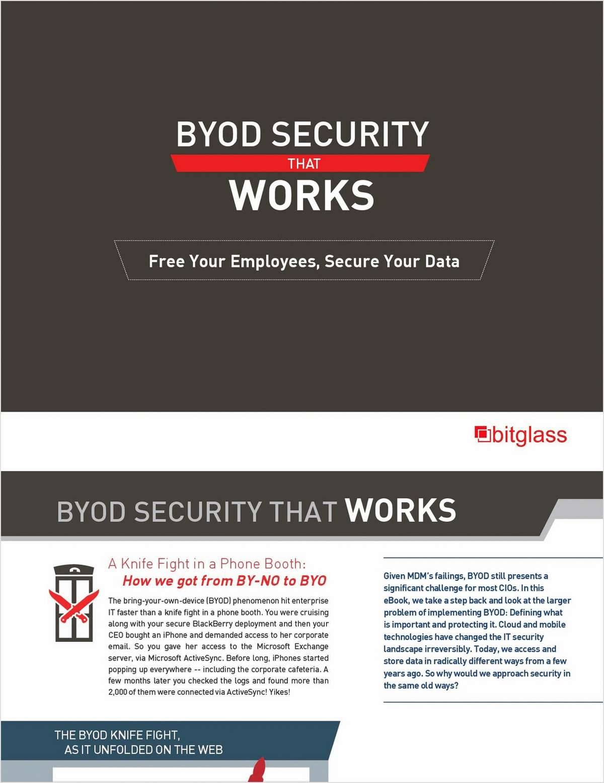 BYOD Security That Works