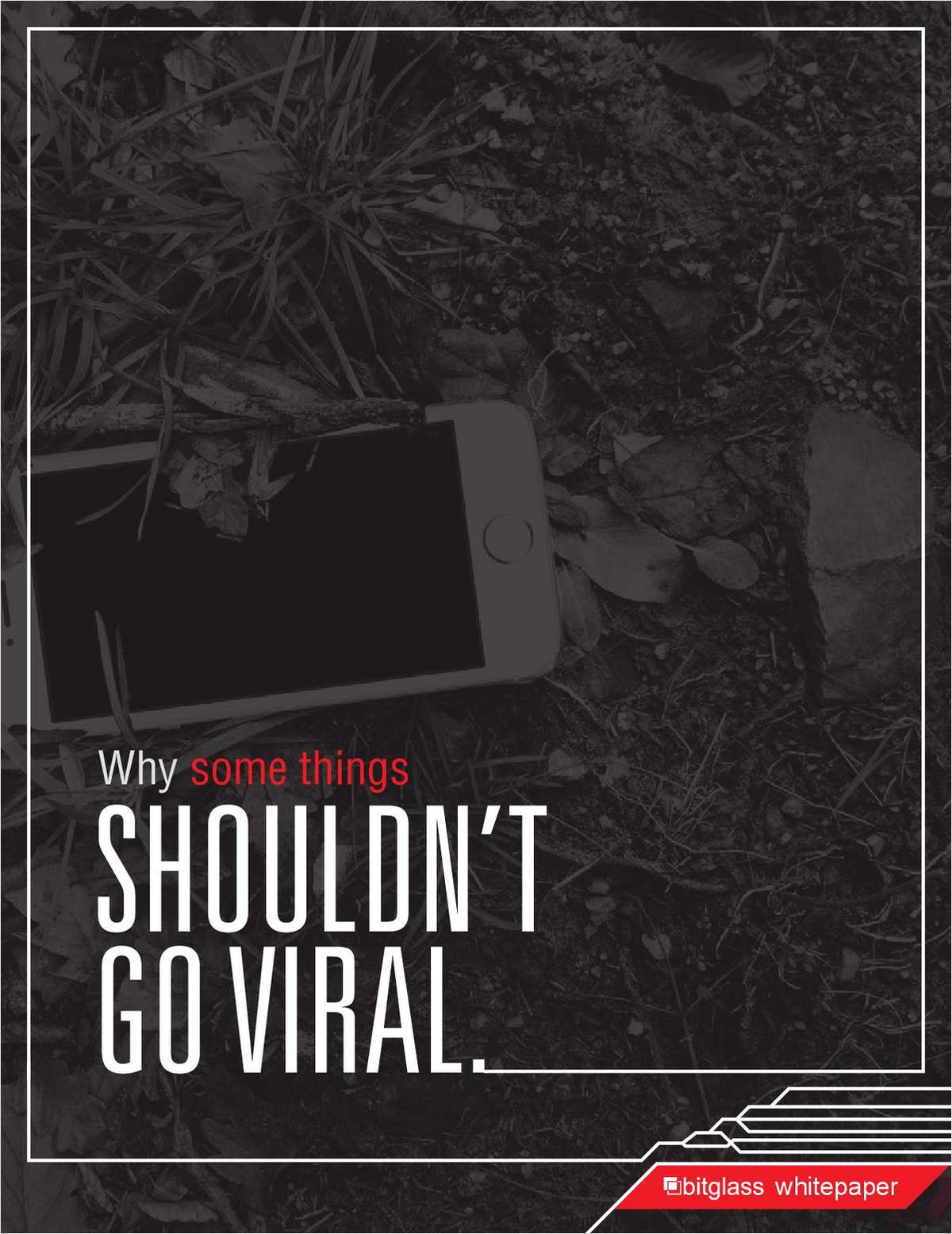 Why Some Things Shouldn't Go Viral