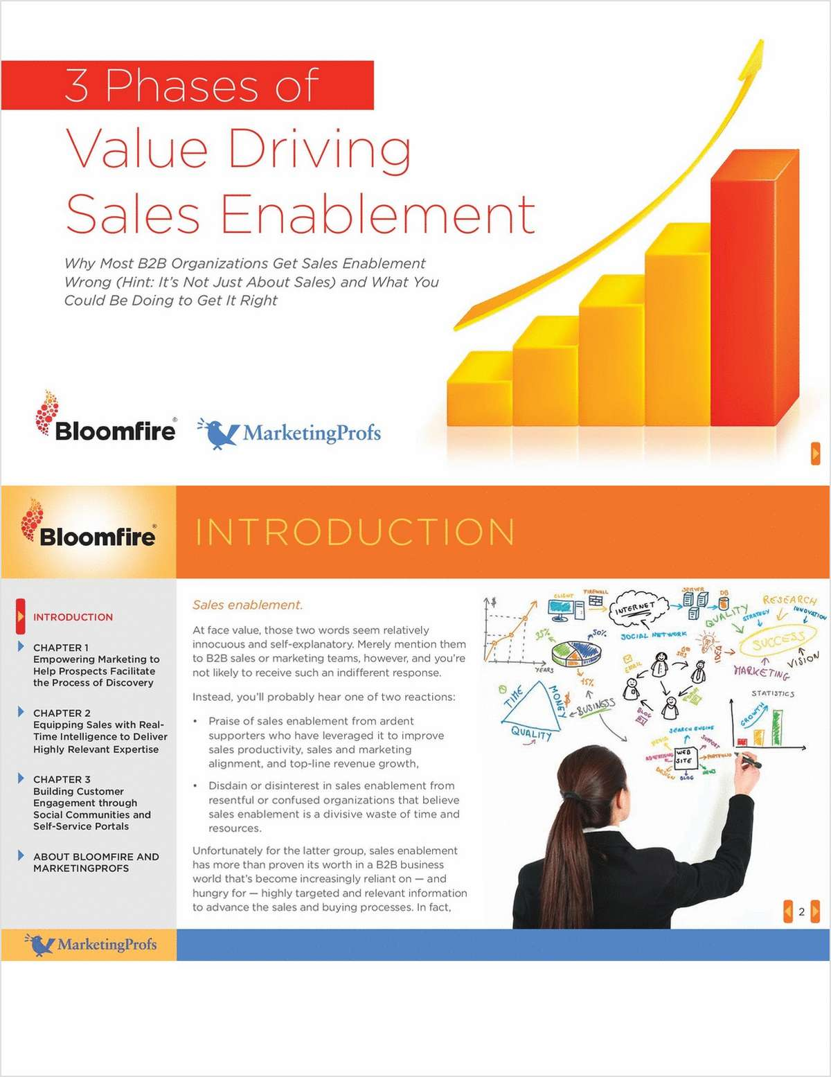 3 Phases of Value Driving Sales Enablement