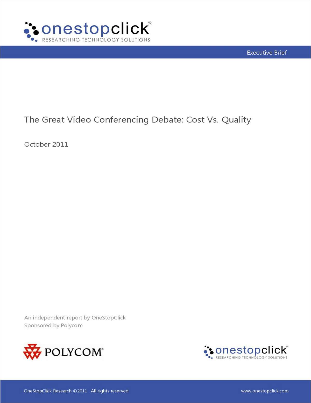 The Great Video Conferencing Debate: Cost Vs. Quality