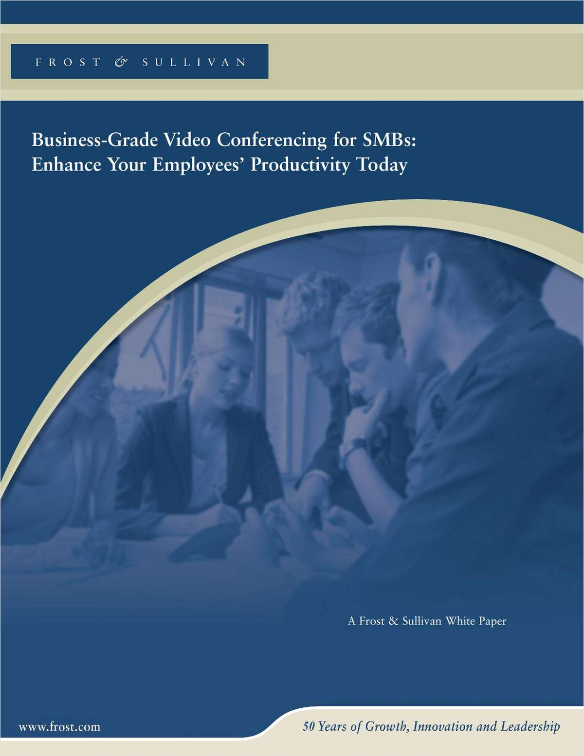 Business-Grade Video Conferencing for SMBs: Enhance Your Employees' Productivity Today