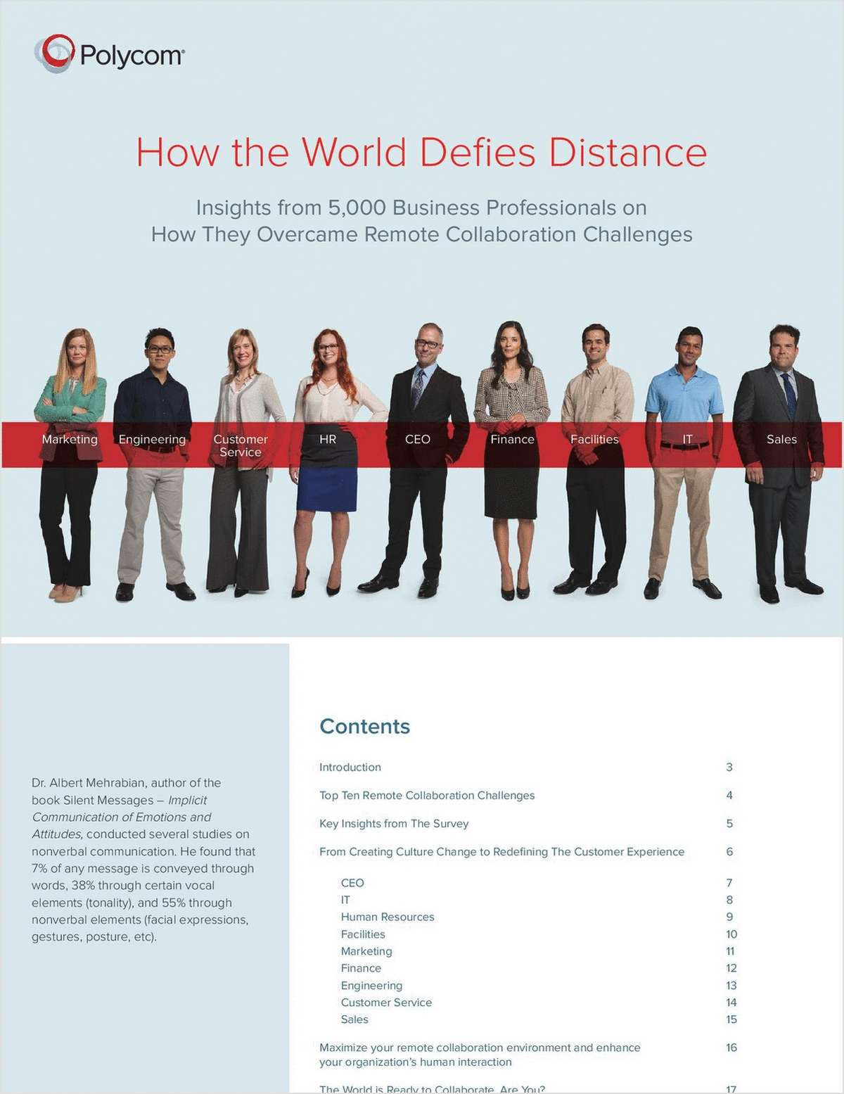 2014 Survey Report:  Remote Collaboration Challenges and Strategies to Overcome