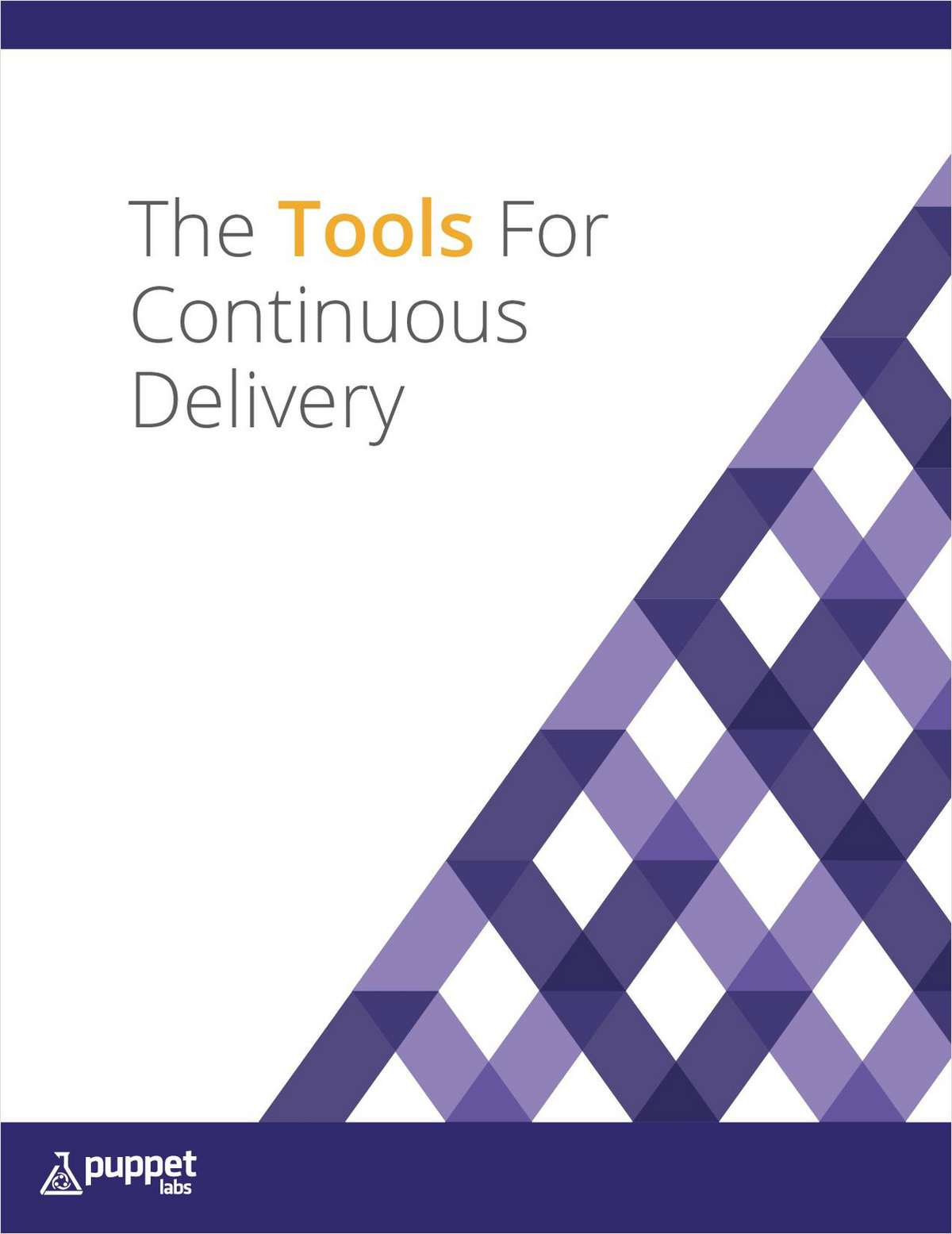 Tools for Continuous Delivery