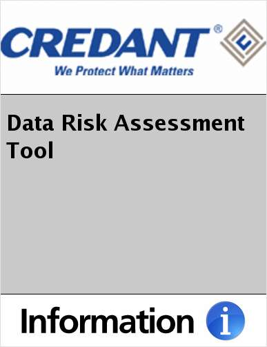 Data Risk Assessment Tool