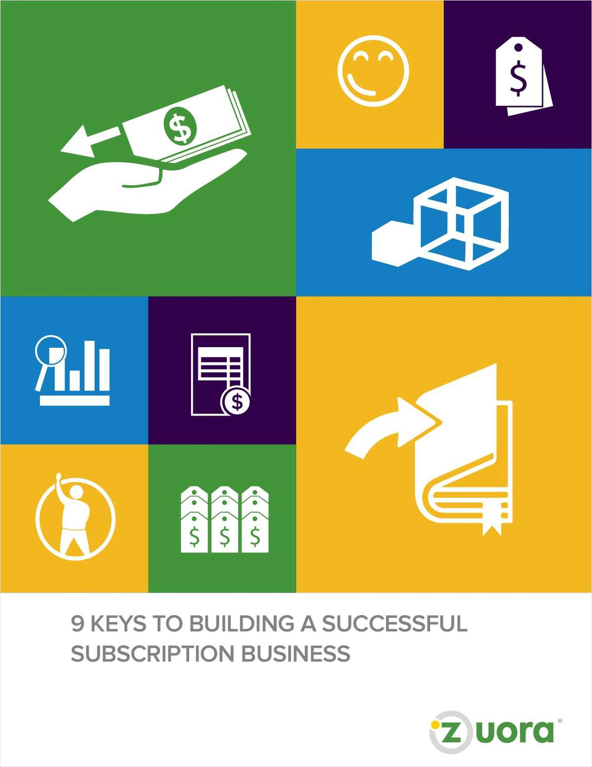 9 Keys to Building a Successful Subscription Business