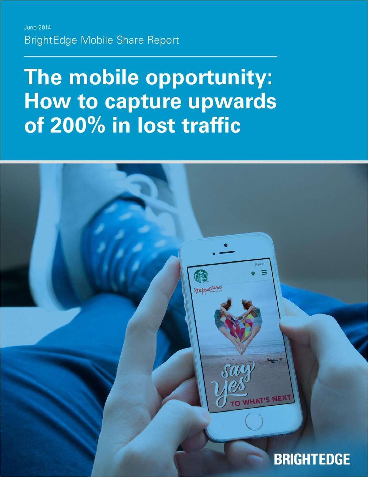 Don't Let Competitors Hijack Your Mobile Traffic