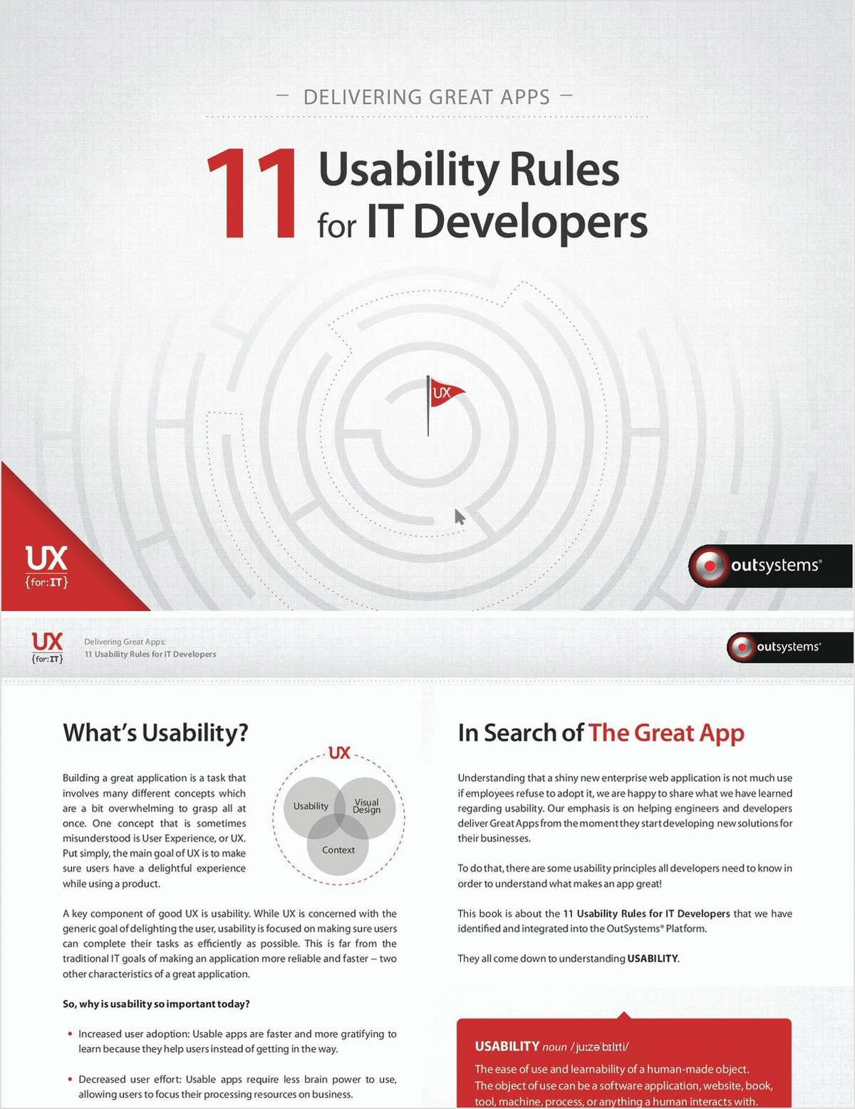 11 Usability Rules for IT