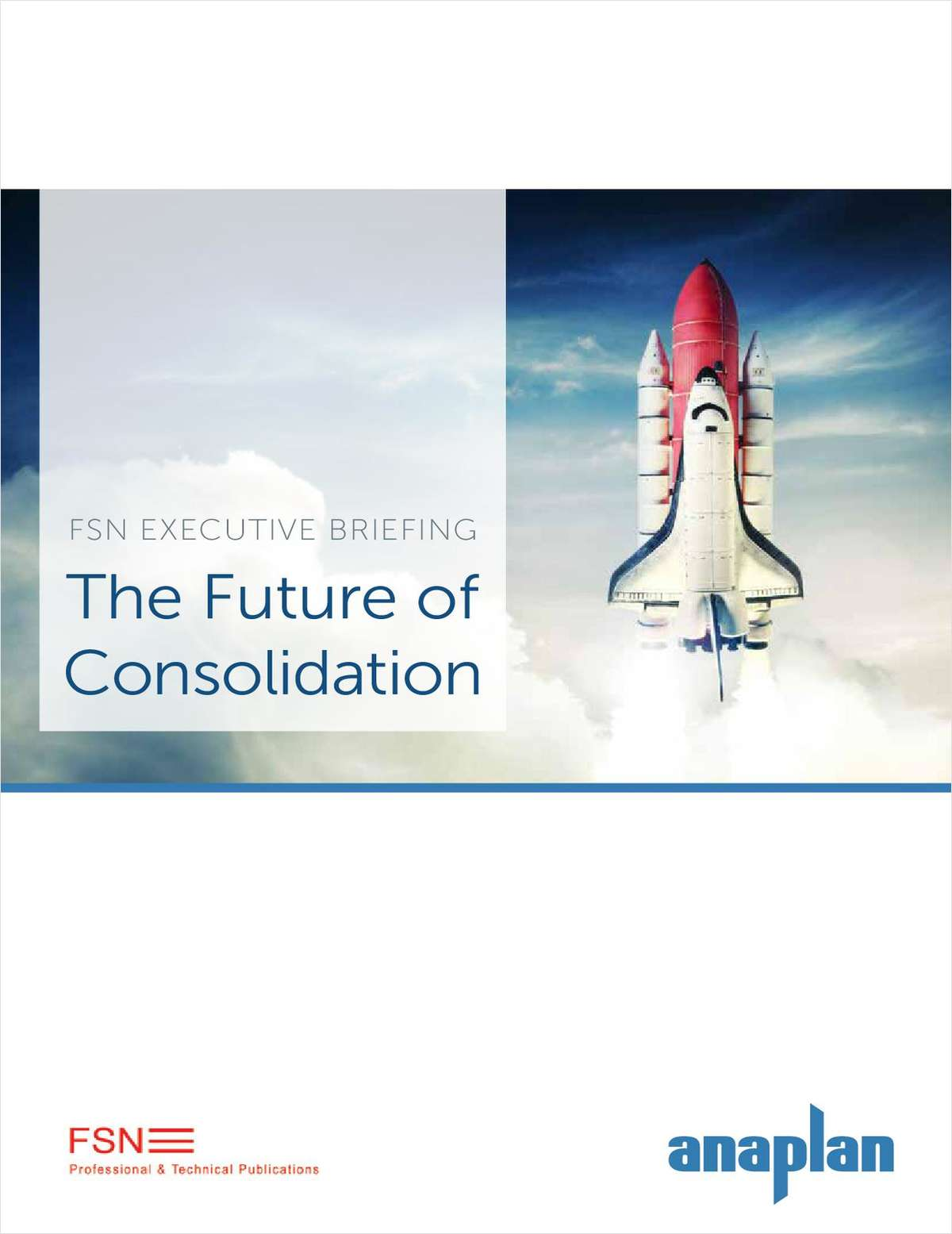 The Future of Financial Consolidation