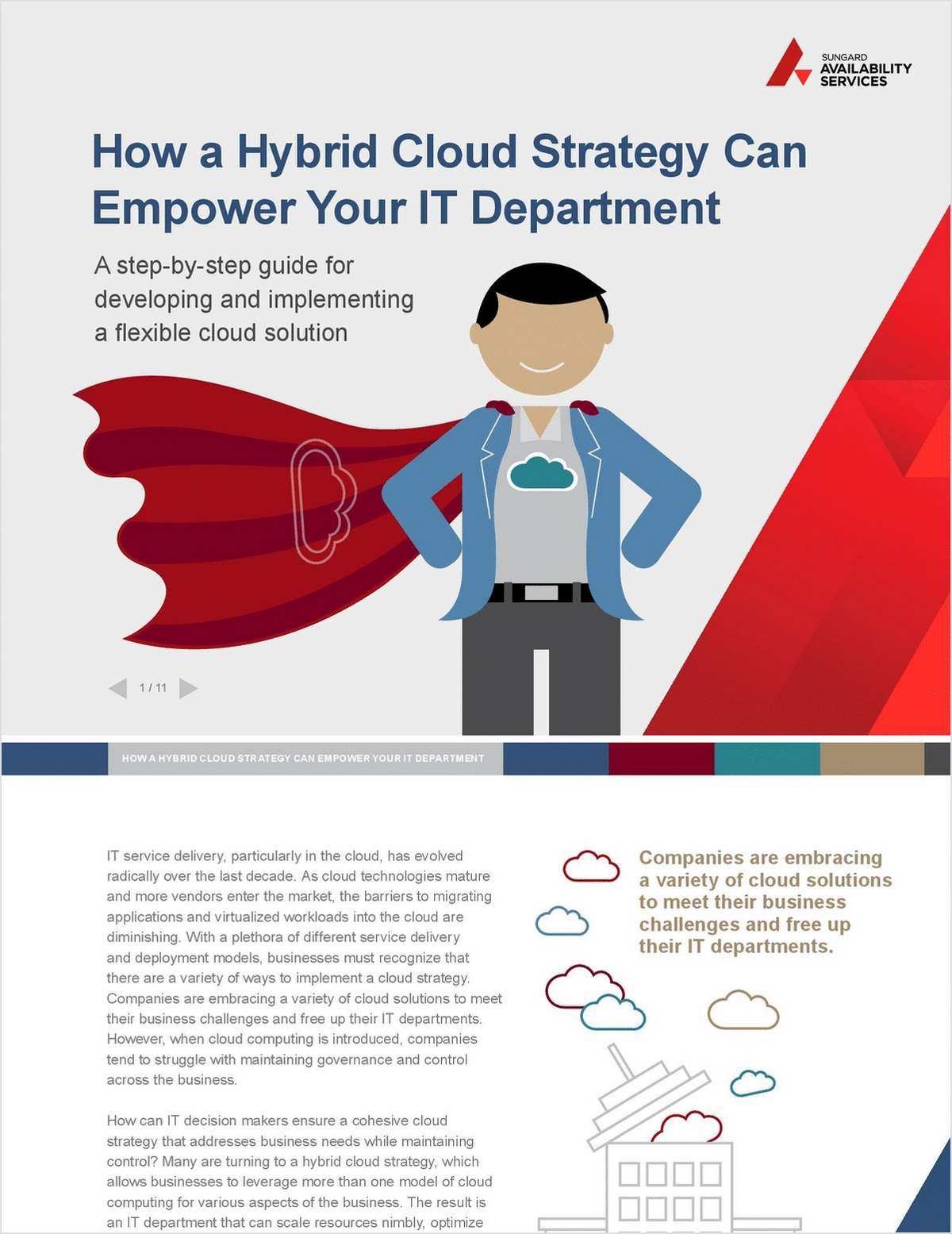 How a Hybrid Cloud Strategy Can Empower Your IT Department
