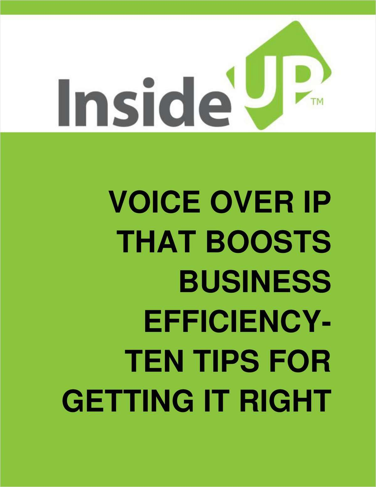 10 Tips For Boosting Business Efficiency With The Right VoIP Phone System