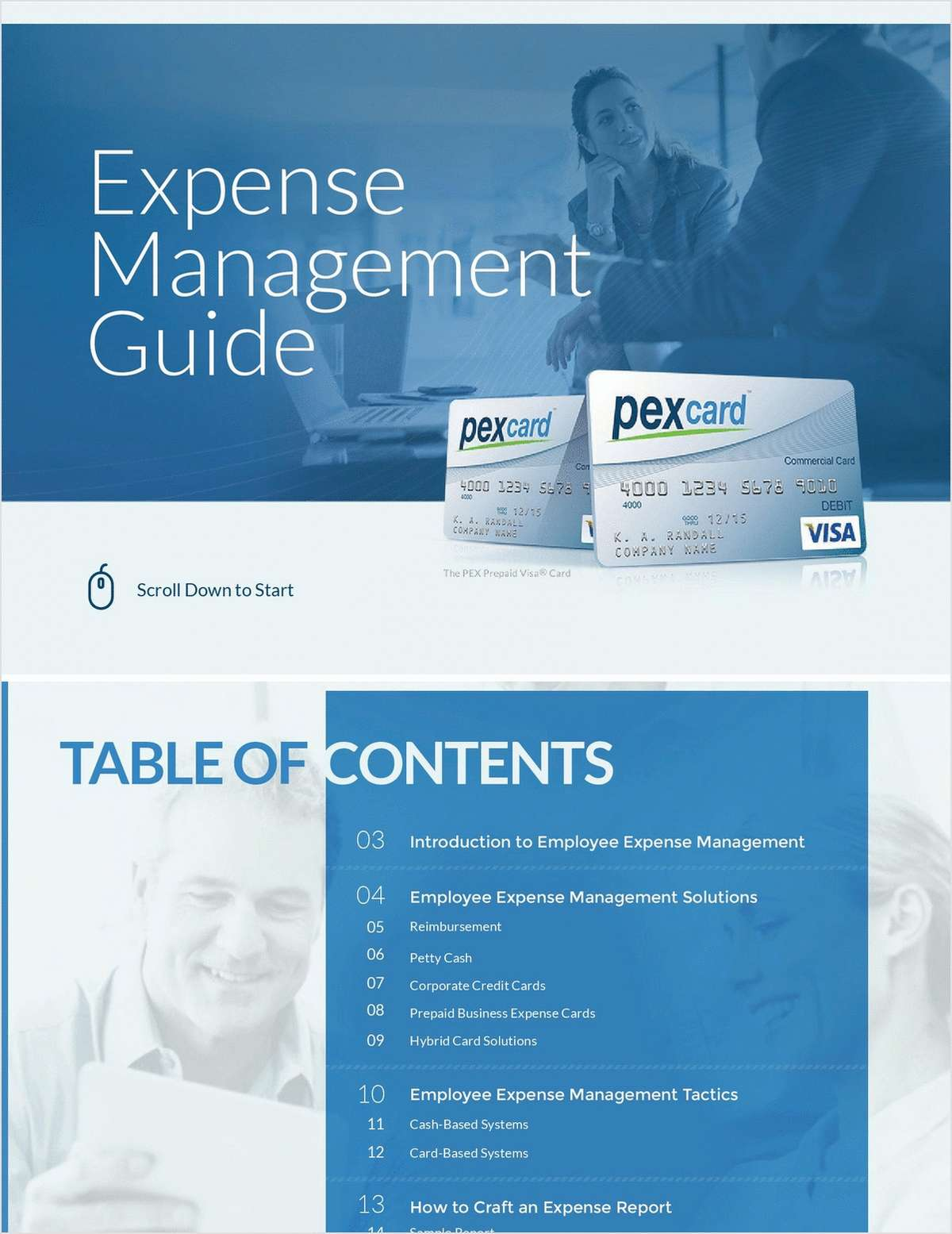 Streamline Your Expense Management Process & Reduce Overhead